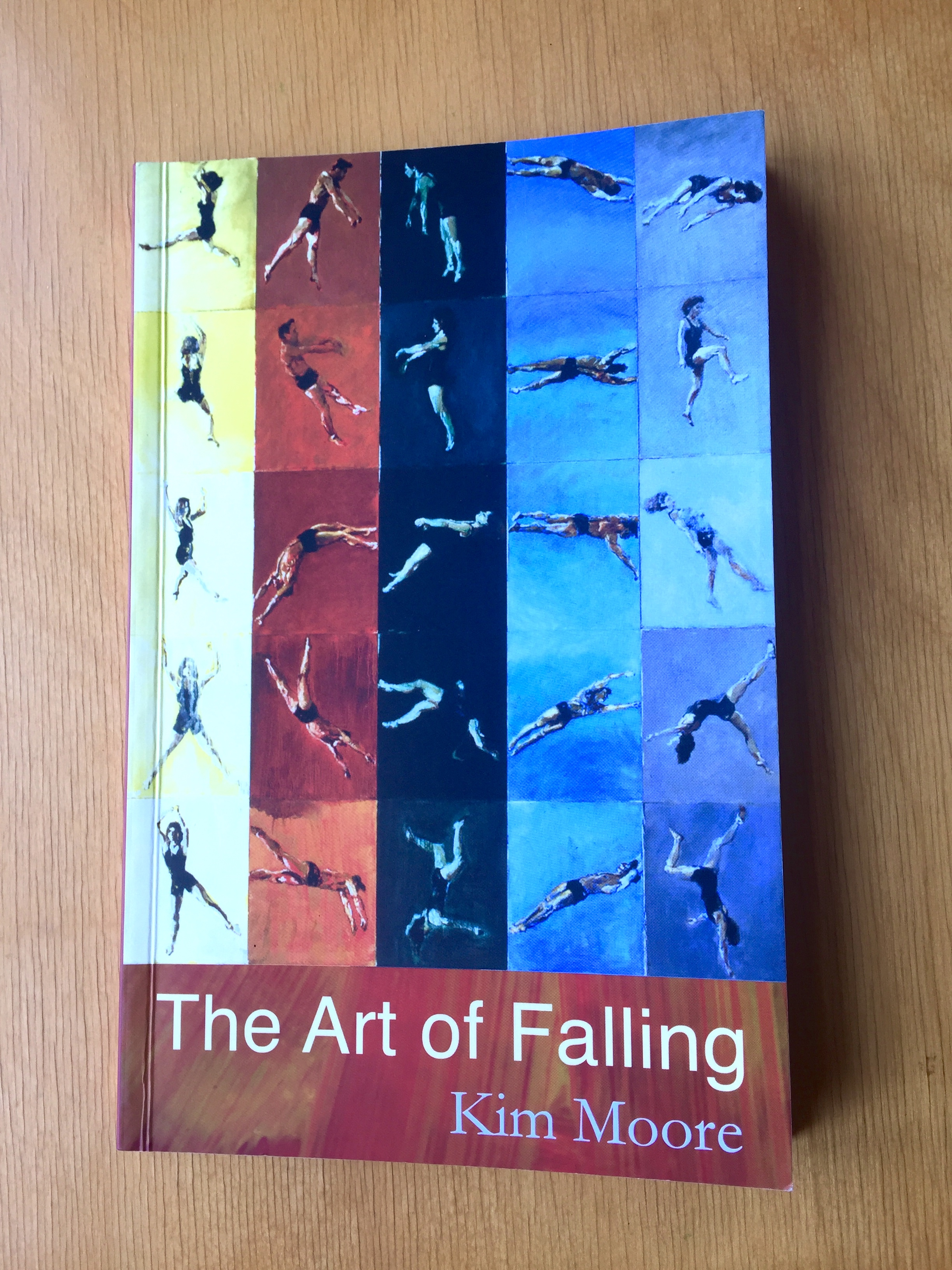 'The Art of Falling' by Kim Moore