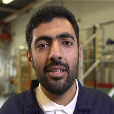 Chemical Engineering Student Profile UK University