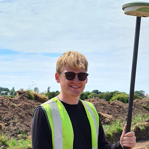 Ethan Ellis, Archaeology Graduate, University of Chester