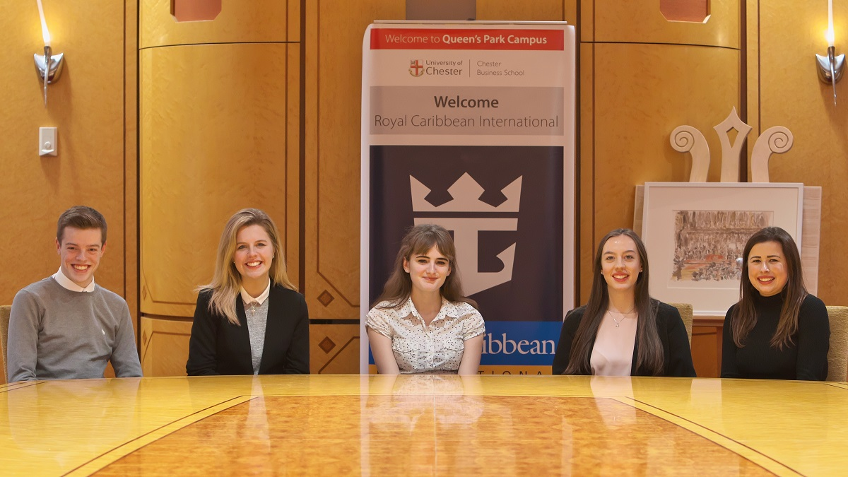 Royal Caribbean International Interns