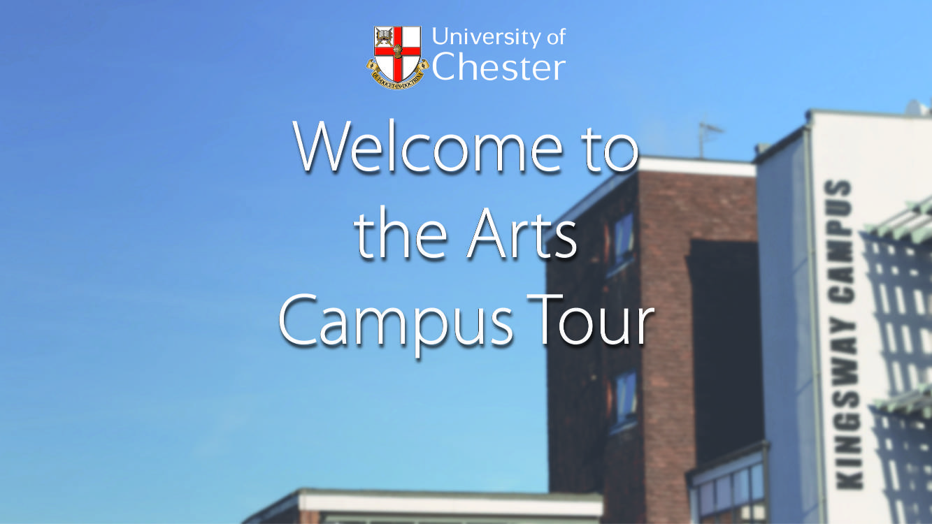 Campus Tours for Creative Campus, Kingsway