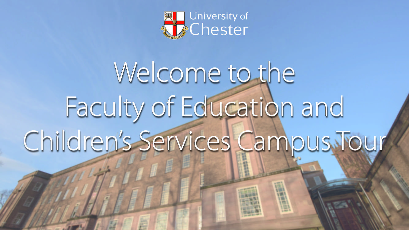 Campus Tours for Education and Children's Services