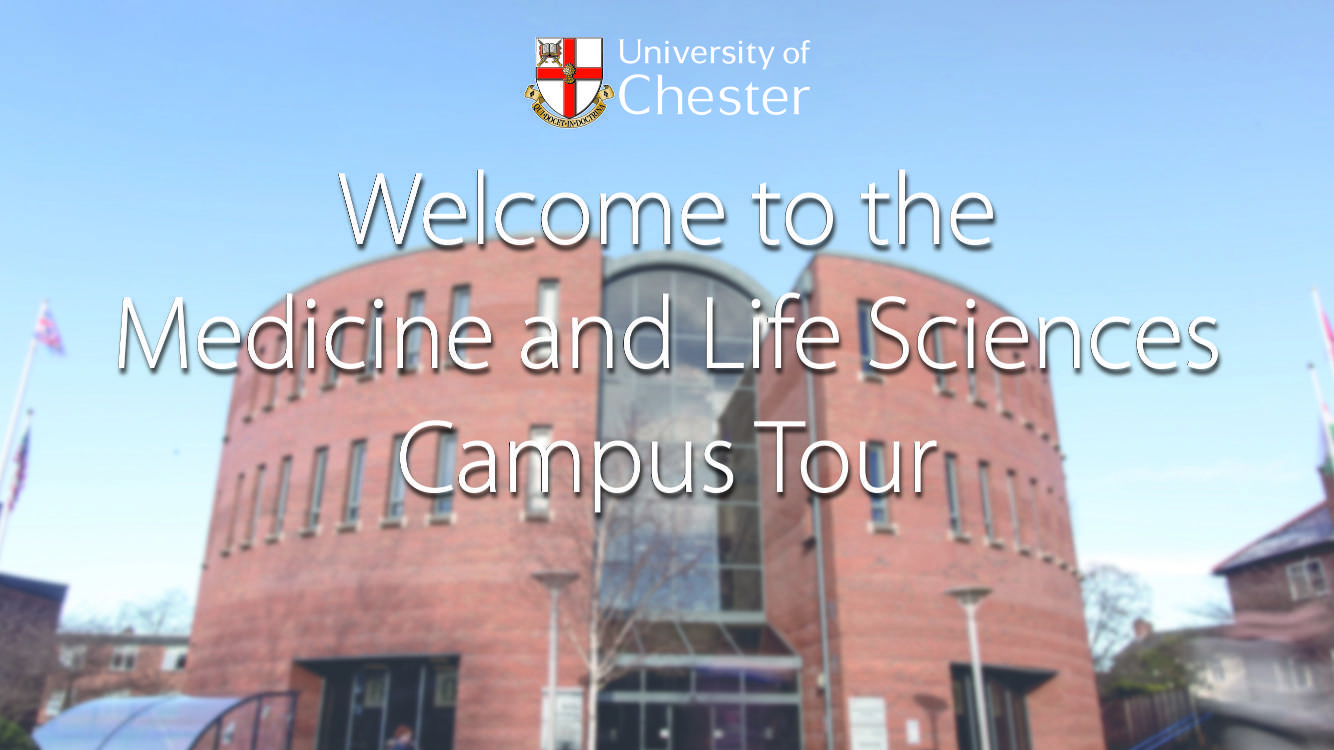 Campus Tours for Medicine and Life Sciences