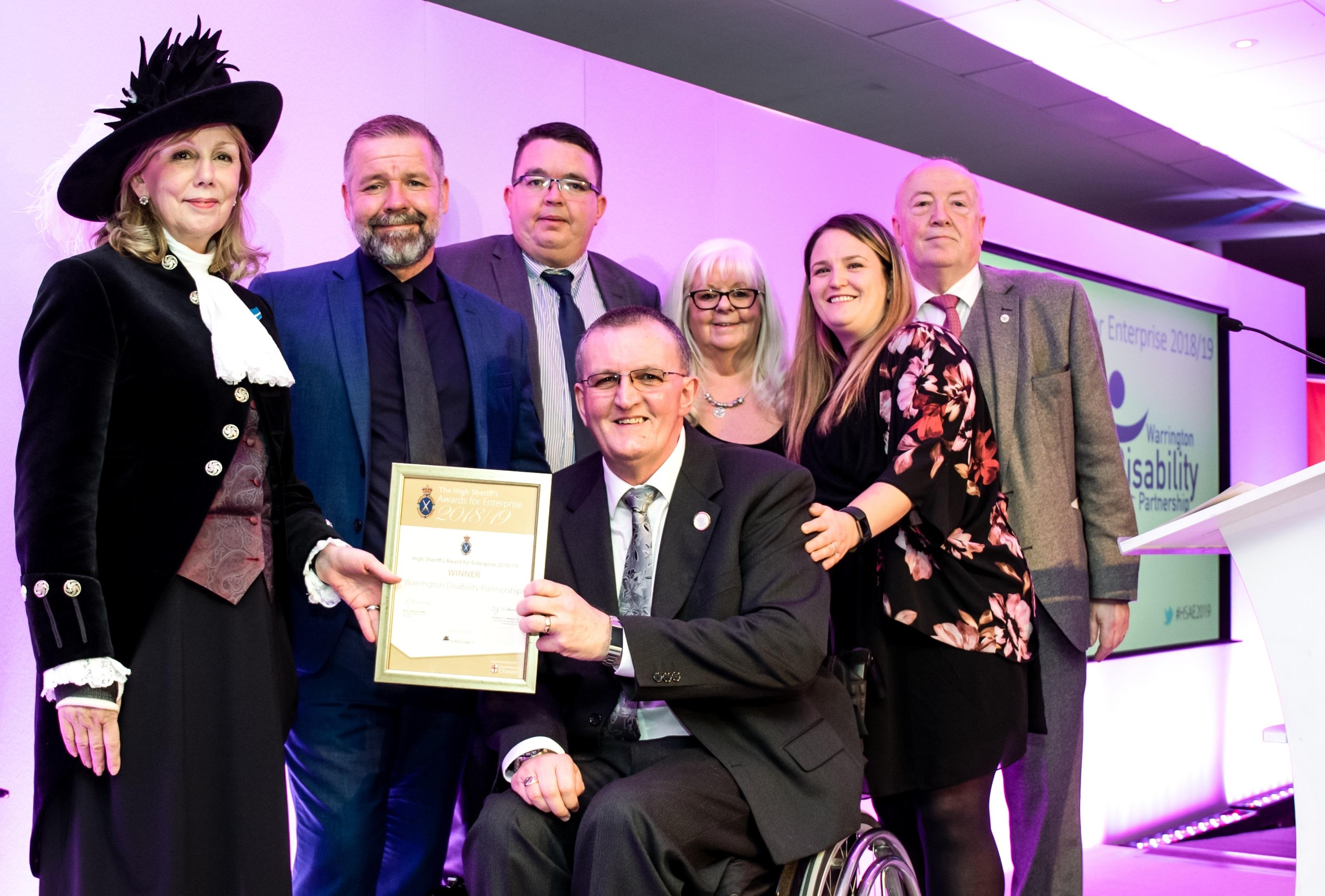 c1ab09ef146 The High Sheriff's Awards for Enterprise - winners announced   Press ...