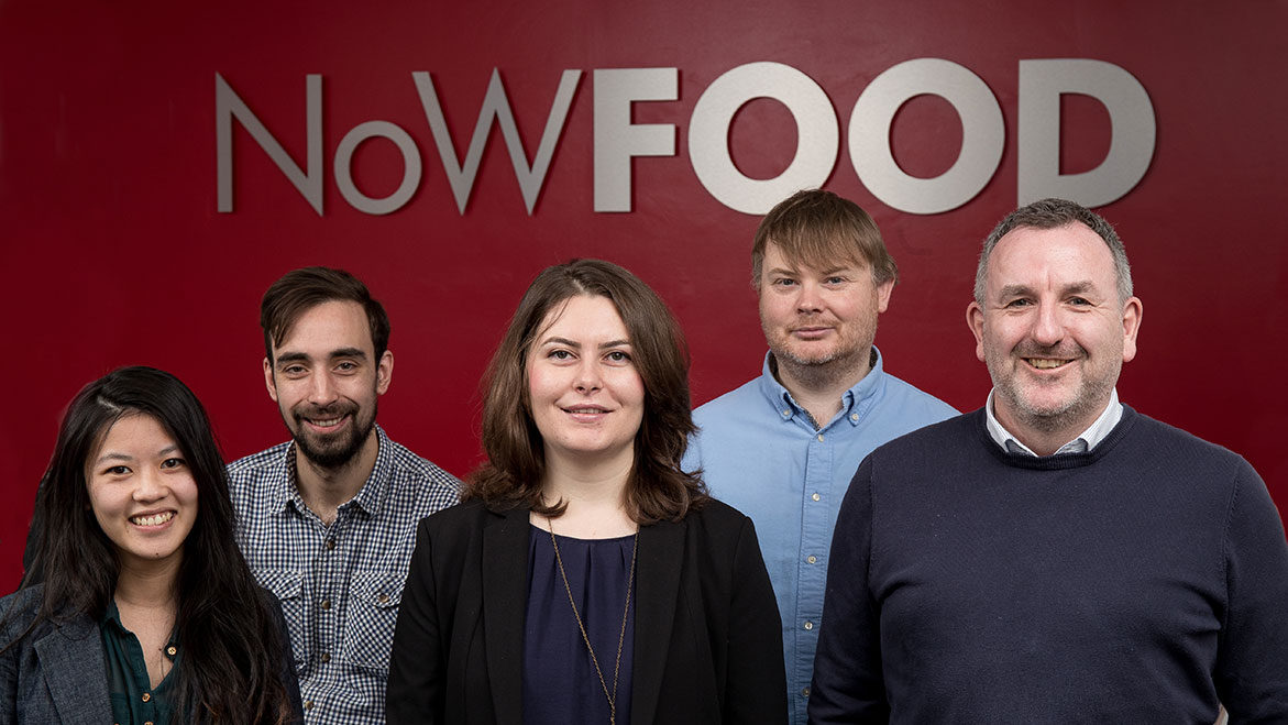 The NoWFOOD Team