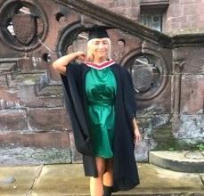 Olivia Jones, International Tourism Management graduate