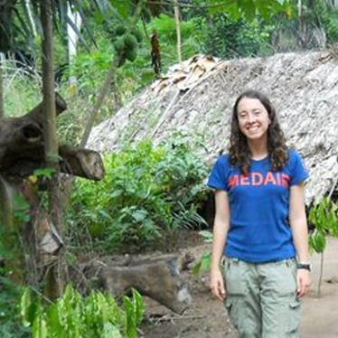 Rachel Tinahy - Modern Language Graduate