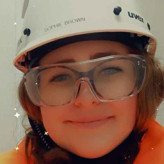 Sophie Brown, Archaeology Graduate, University of Chester