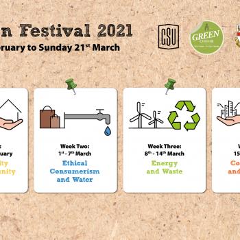 Go Green Festival 2021