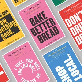 Posters by Seamus Monaghan