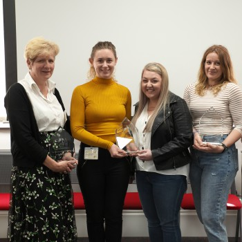 Student Quality Ambassador Awards