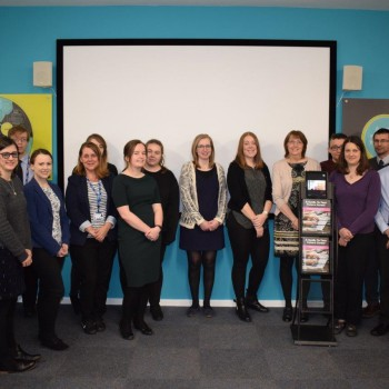 The Student Futures – Careers and Employability team at the University of Chester.