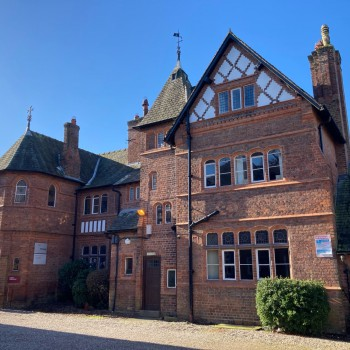 The Vicarage, University of Chester