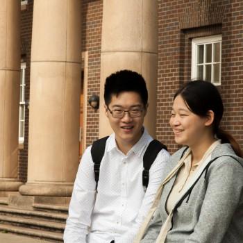 Chinese Society University of Chester UK