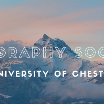 Geography Society University of Chester