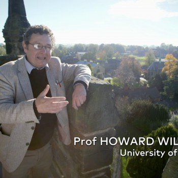 Professor Howard Williams on the Channel 4 programme, Britain's Viking Graveyard.