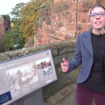 Chester Medieval History