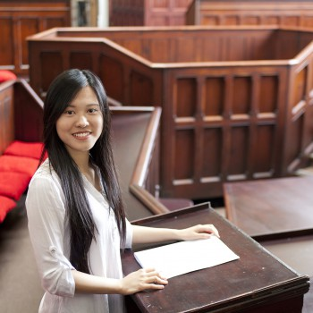 Law at University of Chester UK International Students