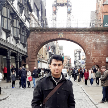 MSc Management international student