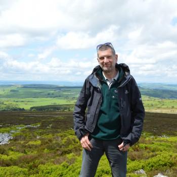 Prof Stewart Ainsworth.