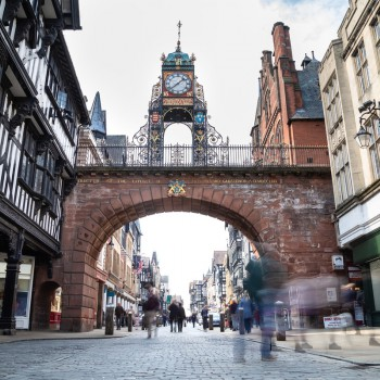 Image of Chester City Centre