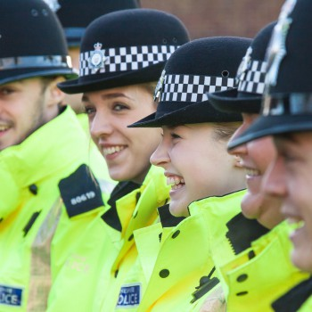 Policing students