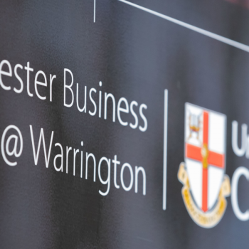 Chester Business School Warrington