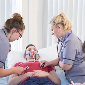 Nursing, Adult Nursing, Skills Lab, Student Nurse