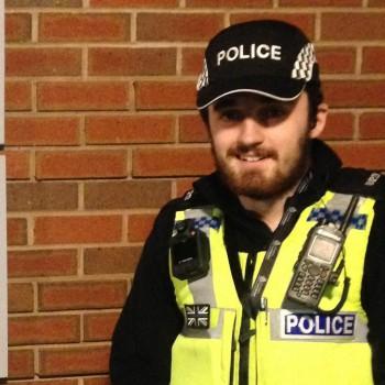 Special Constable Thomas Hayes.