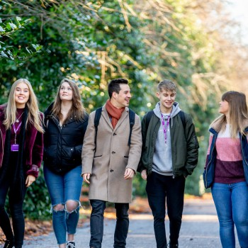 University of Chester Students