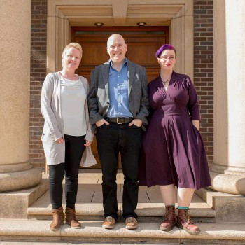 New Professors appointed in Theology Department