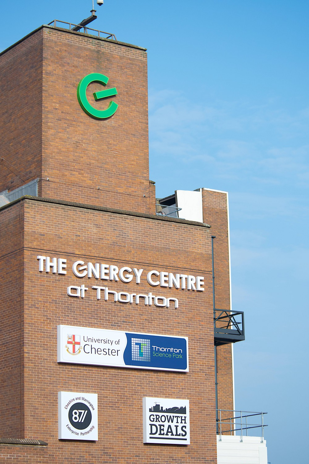 The Energy Centre at Thornton Science Park