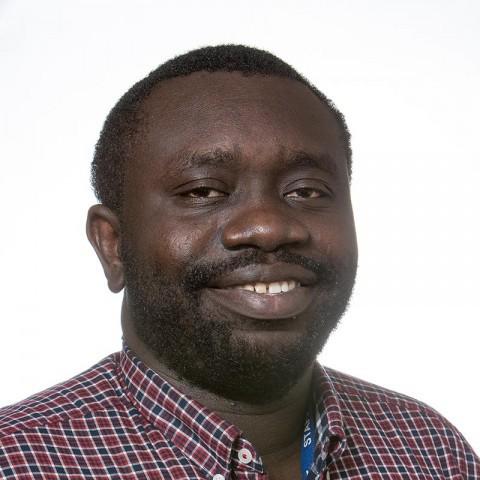 Dr Eghosa Ekhator.