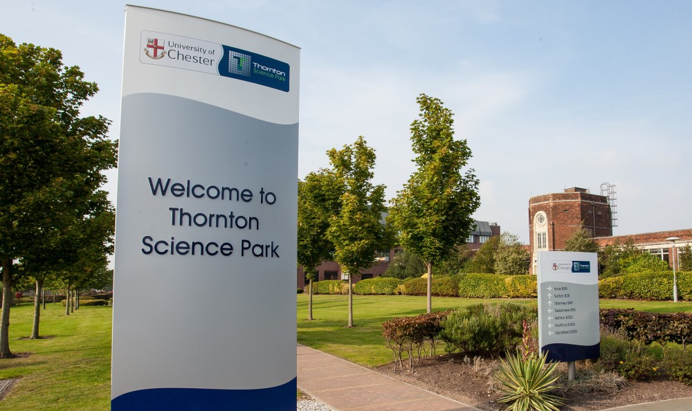 Thornton Science Park