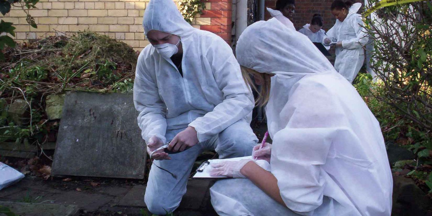 BSc (Hons) Forensic Biology | Biological Sciences Courses