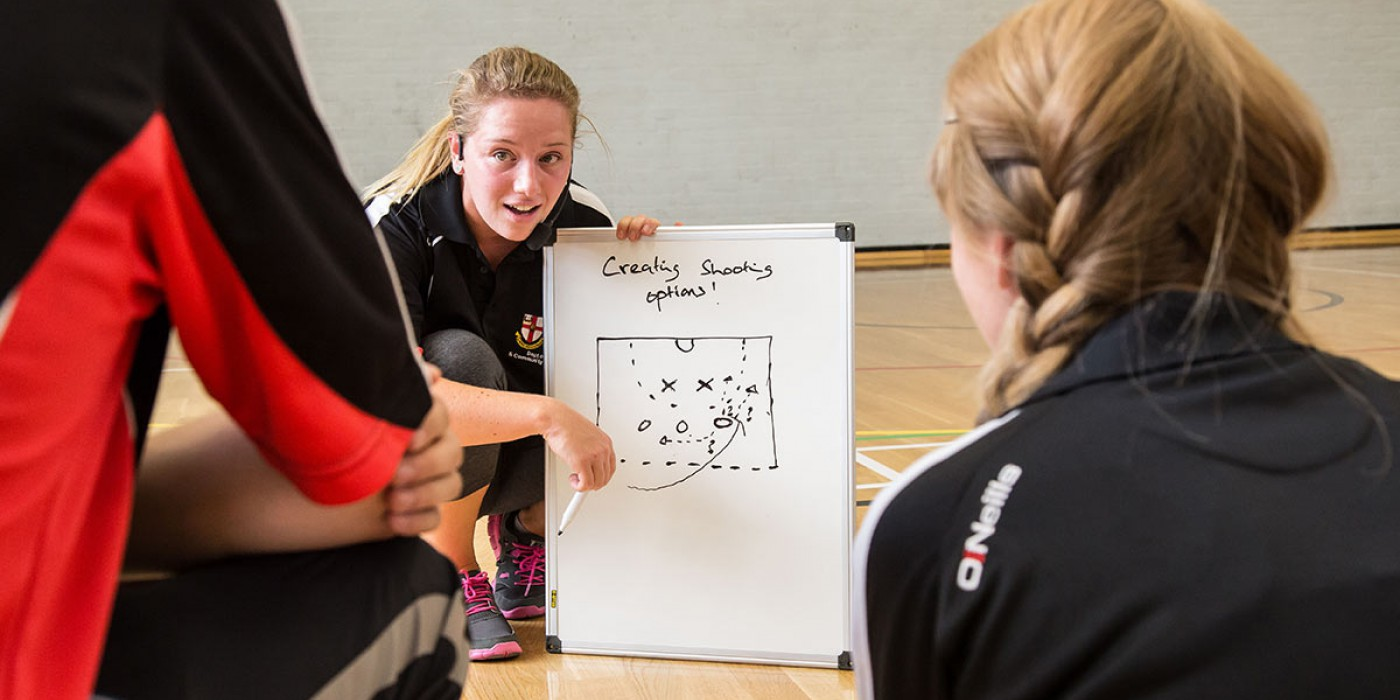 sports coaching Certification in sports coaching provides students with the knowledge and skills to help them succeed in coaching at all levels of sport courses focus on coaching.