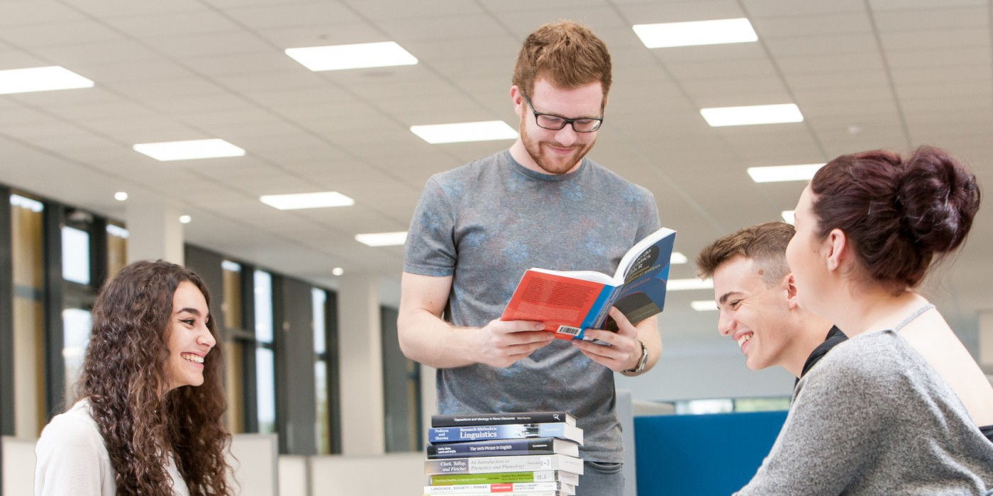 English Literature | University of Chester