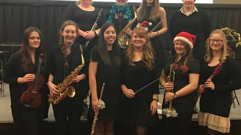 University's Orchestral Society to spread Christmas cheer