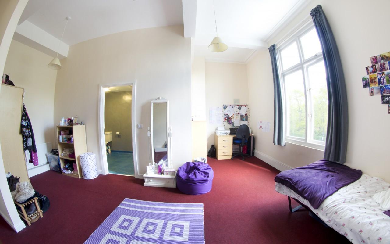 De Bunsen Hall Residential Living University Of Chester