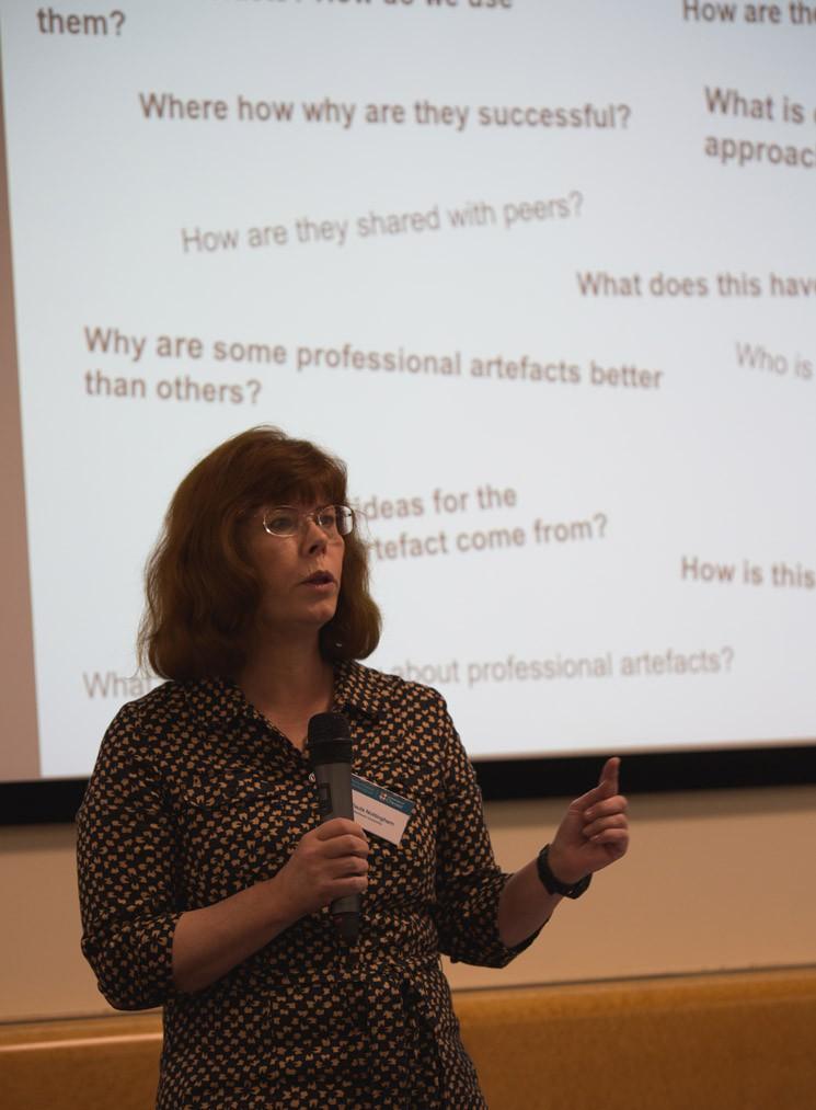 Keynote Speaker, Dr Paula Nottingham