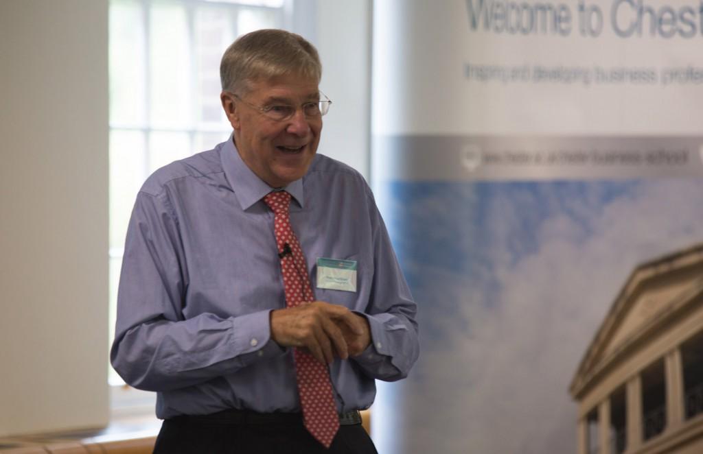 Keynote Speaker, Professor Peter Shaw