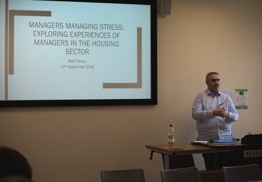 Track 2A Workplace Ambidexterity, Resilience and Wellbeing - Matt Parkyn