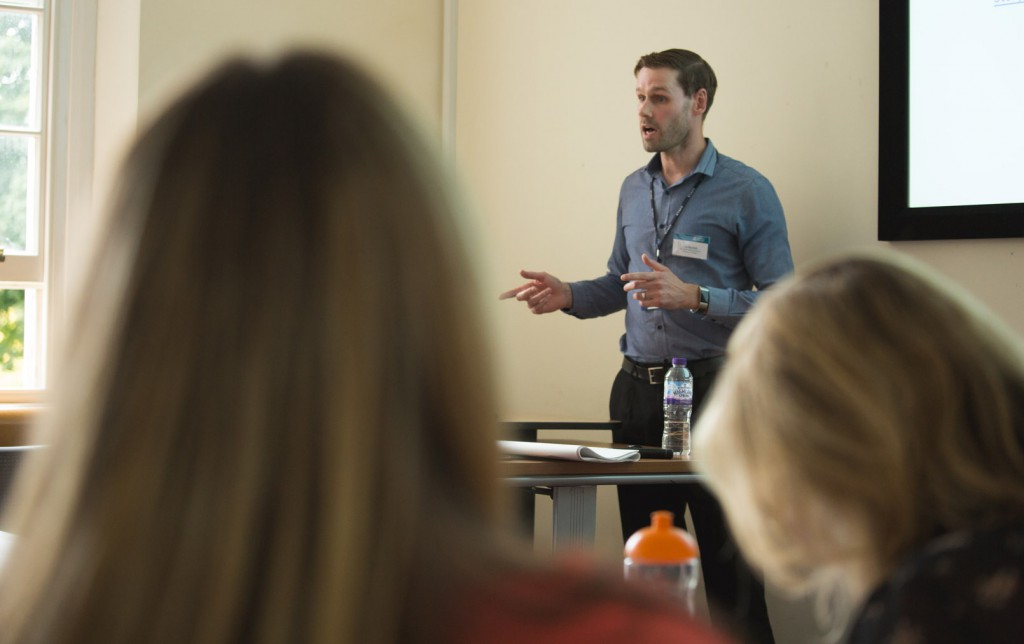 Track 1B Workplace and Business Education - Lee Bennett