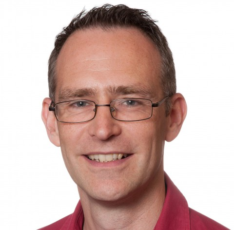 Picture of Placement Coordinator Alistair Booth