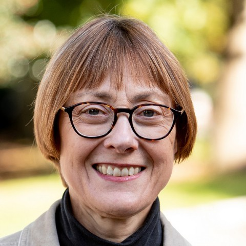 Professor Elaine Graham profile photo