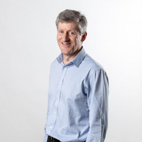 Professor John Buckley Staff photo