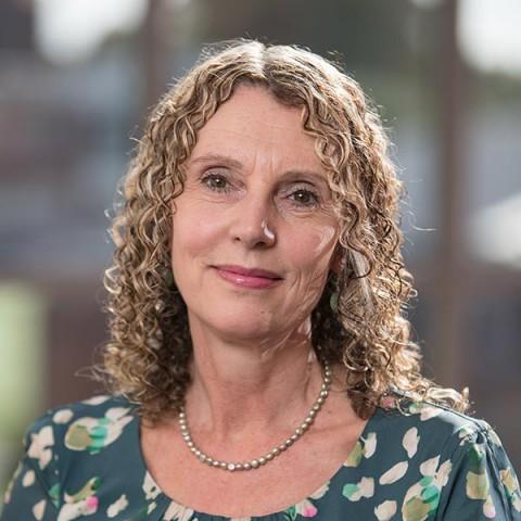 Head of Social and Political Sciences Meriel D'artrey