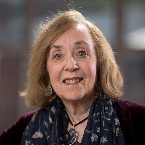 Senior Lecturer Rita Mintz