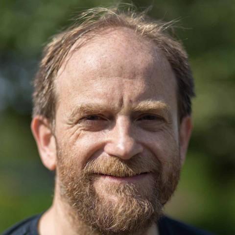 Dr Achaz von Hardenberg staff photo