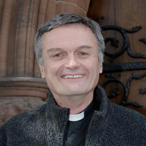 Fr Paul Shaw Catholic Chaplain